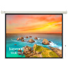 HONXIN 100 дюймов 4: 3 экрана проектора экран проекционного экрана электрического экрана проектора проекционного экран ткань