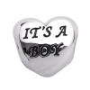 PANDORA Pandora МЛАДЕНЦА ребенок мальчик любовь бисером 791281CZB серьги pandora серьги