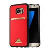 GANGXUN Samsung Galaxy S7 Case Slim Anti-Slippery Слот для карты Противоударная крышка для Samsung Galaxy S7 G930 keymao luxury flip leather case for samsung galaxy s7 edge
