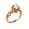 Yoursfs @ sale Кольцо с оптовой ценой Кольцо с золотым покрытием с золотым покрытием Zircon Ring Anniversary