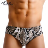 Taddlee Brand Sexy Men Swimwear Swimsuits Swim Briefs Bikini Pad Inside Enhance Frontal Pocket Gay Penis Чехол Серфинг Шины