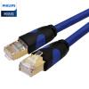 Philips (PHILIPS) SWA1950C / 93 закончил шесть меди экранированный кабель соединительный кабель сетевой кабель Cat6 Gigabit шесть 2 м кабель publicity hd580 hd600 hd650