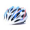 MOON MV37 верхом шлем велосипед шлем горный велосипед шлем один формирующий верховой шлем мужчины и женщины верховая езда шлемы синий и белый L код