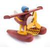 Хао Юань гидросамолет модели детские развивающие игрушки, детские игрушки, моделирование маленький мальчик опилками охрана окружающей среды развивающие игрушки tolo toys пещерный мальчик