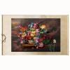 Xunyiji Прекрасные вышивки картина «Натюрморт с цветами» ручная работа, домашний декор, подарки