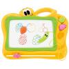 Qi Fun (QIQUTOYS) 936A цвет магнитная доска для рисования магнитная таблетка негабаритных детская Sketchpad WordPad ребенок Мэн Департамент мультфильм граффити инструменты рисования Sketchpad фрукты гаджет грифельная магнитная доска melompo сalendar ml0092