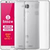 все цены на BIAZE Mate7 Huawei телефона оболочка / защитный рукав все включена мягкая оболочка падение сопротивления прозрачных прозрачные белые свежие серий JK64- онлайн