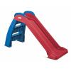 Little Tikes игрушки Little Tikes слайд фитнес родитель-ребенок взаимодействие красного и синего небольшой горкой 624 605 органайзер little tikes органайзер карман для детских принадлежностей seat pal серый