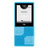 Патриот (Aigo) mp3 плеер MP3-206 мини без потерь высокого качества работает спортивный музыка mp3-плеер с голубым экраном 新编实用英语听力教程1(第2版)(附mp3光盘1张)