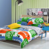 Dohia домашний текстиль постельные принадлежности набор 4 штуки 100% хлопок простыня и чехол на одеяло mercury постельные принадлежности набор 4 штуки простыня с набивной чехол на одеяло 100