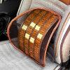 Fun линия автомобиль поясничной подушки офисное кресло подушка спинки талии эластичный провод поясничной поясничной подушки талии подушки лист проницаемой подушки лед Sizhu