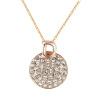 Yoursfs @ Мода Zetters D Круглый ожерелье для женщин Новые ювелирные изделия