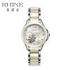 Рейн (РЕЙН) Керамические часы моды автоматические механические часы женские 89043L-7A8A жак рейн в россии