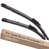 Wiper Blades for Land Rover Freelander 2 L359 24&20 Fit Pinch Tab Arms 2006 2007 2008 2009 2010 2011 2012 2013 2014 for land rover lr4 discovery 4 trunk security shield cargo cover shade black 2010 2011 2012 2013 2014 2015