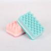 Accor корейской версия небольших волн мытья посуды 6 загружены губки чистящих тканей тряпки кухня горшок щетка тряпки губки мусорные мешки
