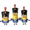 Гадкий Я немного желтый игрушка кукла модели украшения Гадкий меня 3 большие глаза очаровательны детский праздник день рождения костюм трое охранников охранник GJ51T