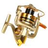 Full Metal 10BB 5.1: 1 Спиннинговая рыболовная катушка - супер сильная рыбалка для рыбалки
