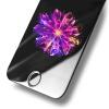 ESK iPhone8 / 7 закаленная пленка 8/7 закаленная стеклянная пленка 3D мягкий край полноэкранный высокоразрешающий взрывозащищенный мобильный телефон защитная пленка JM4-black пленка