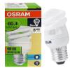 OSRAM полная спираль энергосберегающие лампы теплый белый E27 8W теплый пол теплолюкс profimat160 8 0