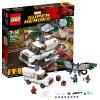 LEGO Super Heroes Series 7 лет до 14 лет тщательно грифы 76,083 детей игрушки LEGO кирпичи xh 068 строительные блоки super heroes мстители флэш барри аллен красный молодые юстиции minifigures дети мини кирпичи игрушки