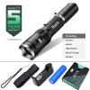 Тактический фонарик XM-L2U3 LED 930 Lumen Ultra Тактический светодиодный фонарик 6 режимов Водонепроницаемый факел платный  цена и фото