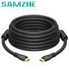Shanze (SAMZHE) HQ-15 инженерный класс HDMI цифровая линия высокой четкости 3D-функция ноутбук, затем дисплей / проектор ТВ-приставка для подключения к сети 15 метров
