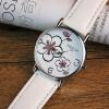 2017 Мода Кварцевые часы Женские часы Роскошные знаменитые бренды Женские наручные часы наручные часы Элегантные часы