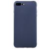 Взрыв Кеши (Бэнкс) AppleiPhone7 Плюс мобильный телефон оболочки мобильный телефон защитный чехол Apple, 7Plus все включено матовая защитная оболочка мягкая оболочка синий углы укрепить сопротивление падение
