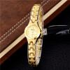 Роскошные элегантные золотые часы для женщин Женские браслеты Часы женские кварцевые наручные часы Уникальные часы