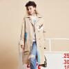 длинный участок Fairwhale 2017 осени новых женщин простой ветровки куртка корейской Тонкое зимнее пальто женских моделей являются цвет S ветровки s oliver ветровка