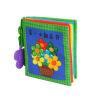 La Labu книги LALABABY цвета книга познавательных пальмовая серия книги