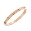 SWAROVSKI Swarovski кристалл-как текстура розового золота браслет S No. 5098368