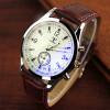 2017 Мужские часы YAZOLE Роскошные знаменитые наручные часы Мужские часы для бизнеса 295 Наручные часы Модные кварцевые часы купить часы наручные российские мужские в уфе