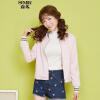 Женские куртки Semir 17316080014 Pink S
