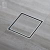 HIDEEP Чистой латунь дренажные площадей пола скрывал hideep дренажи для пола чистое латунь квадратное перекрытие большая панель дренажи для пола
