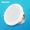 [Jingdong супермаркет] Philips (PHILIPS) Светодиодные светильники 3 дюйма отверстие 90мм серии 2700K белый 5,5 Вт Сияние philips philips led светильники 2 5 дюйма отверстие 80 мм серии 3 5w 6500k белой светящейся
