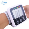 Bolikim бренд здравоохранения Автоматический цифровой наручные крови Давление монитор метр манжеты крови Давление монитор Сфигмома