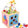 Мудрость коня интеллектуальные строительные блоки детских игрушки окна окна