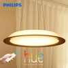 Ядро Philips PHILIPS Оттенок утро вел небольшой круговой потолок интеллектуального дистанционного освещения простой атмосферу современной гостиной огни вел тэйк
