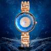 BAOSAILI Горячие роскошные бренды Случайные часы Женщины Кварцевые наручные часы Позолоченные уникальные часы Элегантные часы бренды