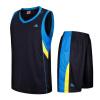 2018 Новый мужской баскетбол Джерси устанавливает комплекты униформу Взрослая спортивная одежда Дышащие баскетбольные майки рубашки шорты DIY Custom майки