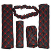все цены на  Car Brakes Sets Of Gear Sets Of Seat Belts Sets Of Automotive Interior Supplies Five Sets Of Two Colors  онлайн