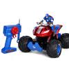 Новый Qida Капитан Америка полноприводной внедорожный автомобиль дистанционного управления детские игрушки, восхождение автомобиль разрешение Marvel (аккумуляторная версия) M005