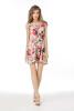 2017 Newest Summer Casual Dress Plus Size Cheap Floral Dress Chiffon Sexy Sleeveless Dress Certified Products cheap newest 1b