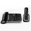 Philips (PHILIPS) DCTG492 голос отчетности / черный список / DND / ECO энергосберегающий беспроводной телефон / стационарный телефон Беспроводной телефон / стационарный телефон фото черный philips philips cord168 голос отчетности телефон стационарный дом офис стационарный белый