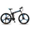 BYUEBIKEскладныегорный велосипед