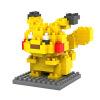 Pokemon Строительные блоки Pikachu Модельные игрушки Рождественский подарок для детей игрушки для детей