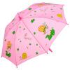 Jingdong [супермаркет] рай зонтик прямой гриф руки открытые лица детей и смех детей 11001ELHB розовый зонтик женские сапоги ecco 351123 14 11001 01220