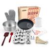 Hauswirt Baking Tools Формы для выпечки Мешки Хлебобулочные изделия Плита для пиццы Плита для пиццы HB001