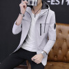 2017 осень новый жакет мода casual куртка мужской куртка самосовершенствование в подарок для мужчин